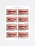 Эскиз губ