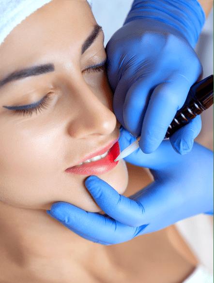 Материалы для перманентного макияжа